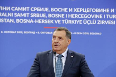 MIlorad Dodik, Republika srpska, BiH