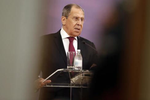 sergej Lavrov, Rusija. Moskva