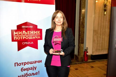 Predsednica IO Dunav osiguranje Ivana Soković