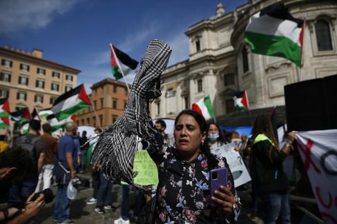 Italijani pružili podršku Palestini