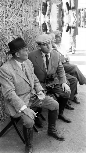 Tito i Aleksandar Ranković