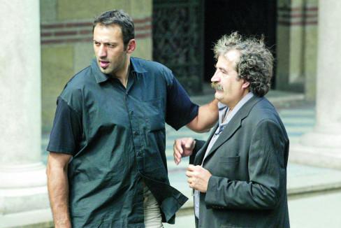Branko Kovačević i Vlade Divac