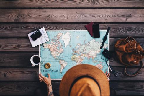 Turista, putnovanje