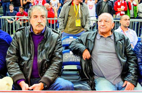 Branko Kovačević i Ivan Bekjarev