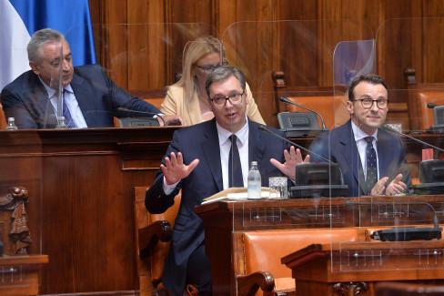 Aleksandar Vučić predsednik Srbije