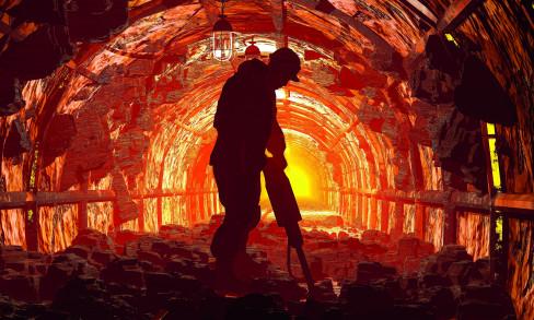 Rudnik, rudarenje