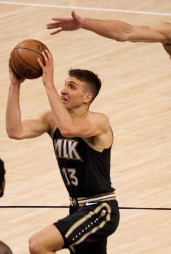 Bogdan Bogdanović košarkaš