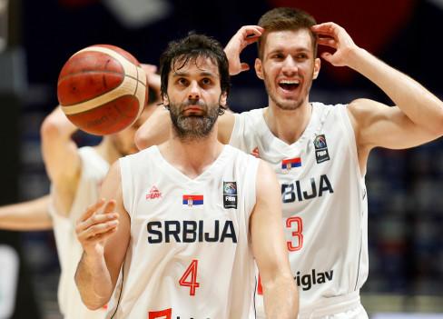 Reprezentacija kosarka Srbija