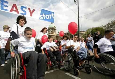 maraton, invalidi, 24. 7. 2021.