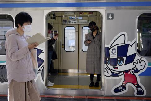 JAPAN, tokio, olimpijske igre, 8. 7. 2021.