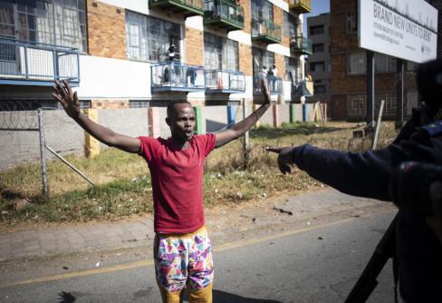 neredi u Južnoj Africi