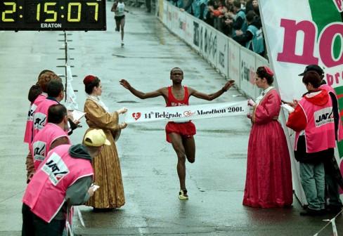 Maraton, 24. 7. 2021.