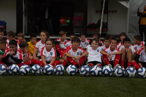 Italijanski fudbalski kamp za decu