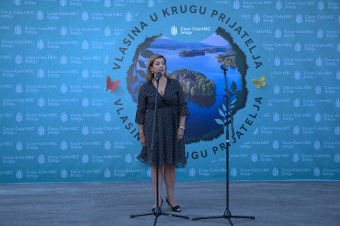 Aleksandra Popović, predsednica opštine Surdulica