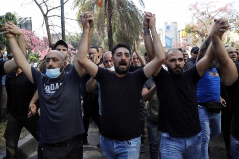 Protest u Libanu
