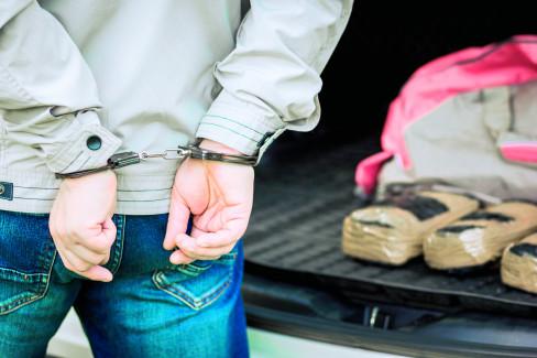 Hapšenje, droga